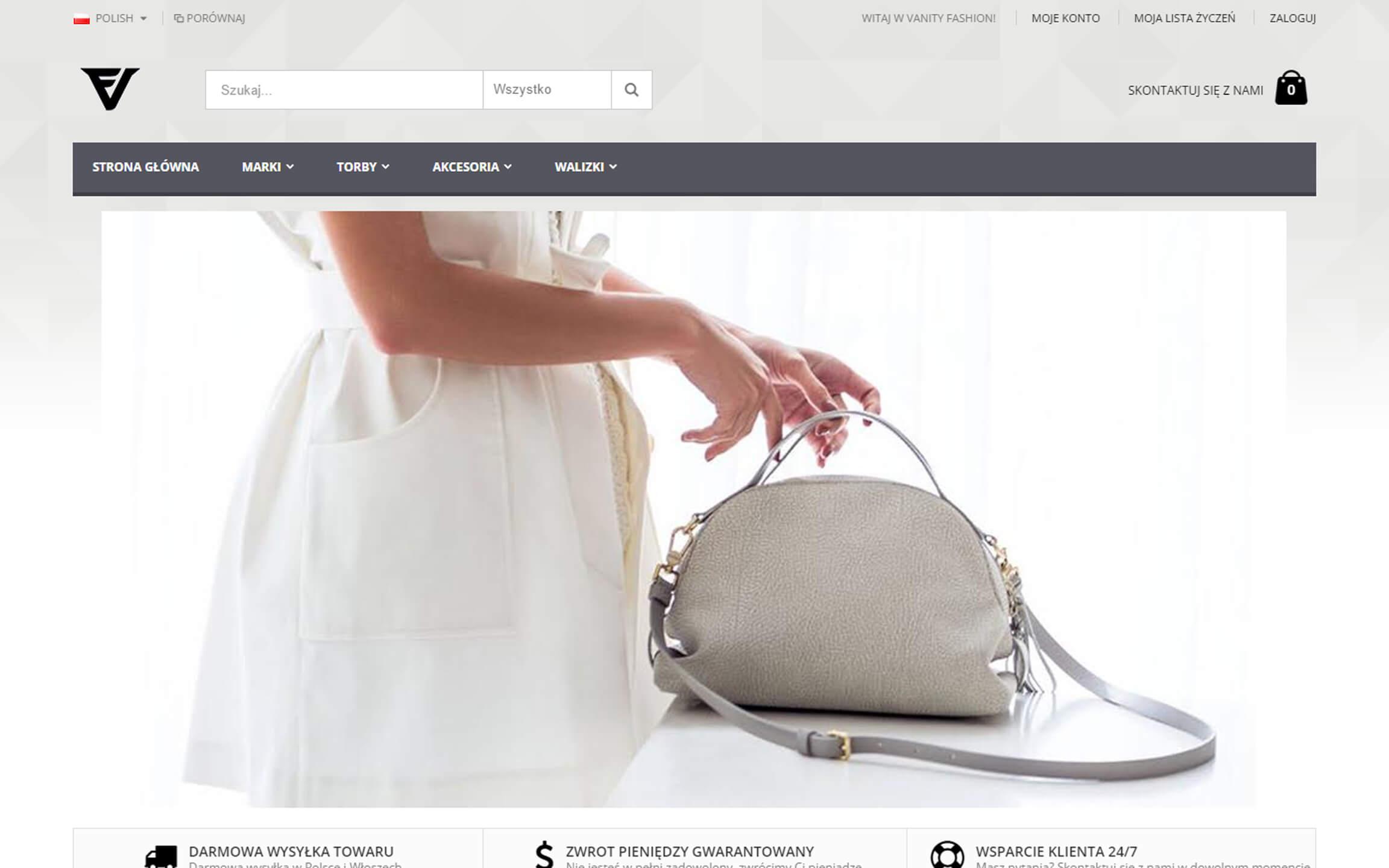Vella Group, e-commerce, fashion