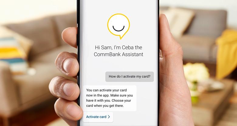 chatbot bank