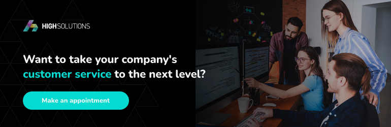 Want to take your company's customer service to the next level?